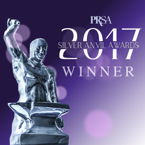 PRSA Anvil Winners Social Tiles